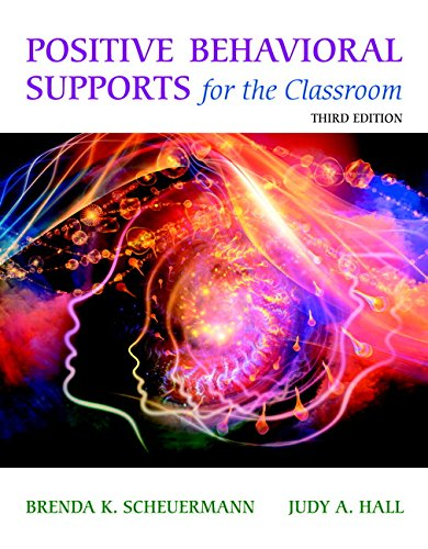 9780133803259: Positive Behavioral Supports for the Classroom
