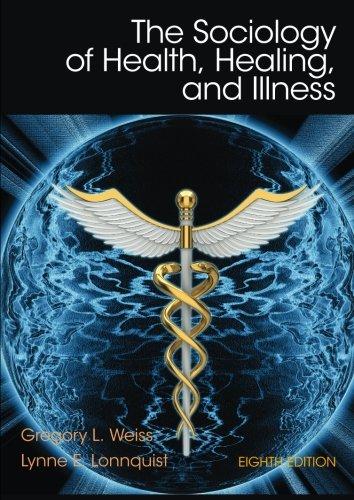 9780133803877: Sociology of Health, Healing, and Illness