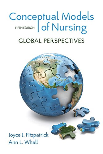 9780133805758: Conceptual Models of Nursing: International Imperatives