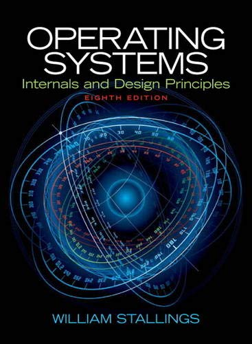 9780133805918: Operating Systems: Internals and Design Principles (8th Edition)
