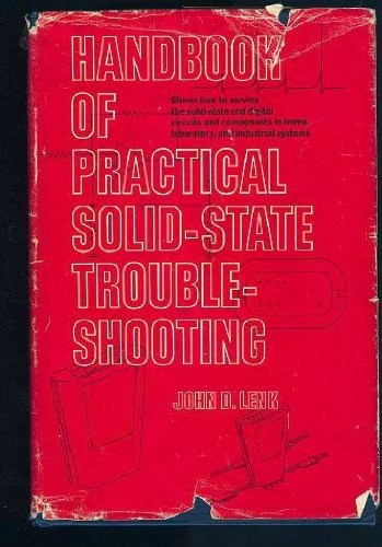 9780133806427: Handbook of practical solid-state troubleshooting (Prentice-Hall series in electronic technology)