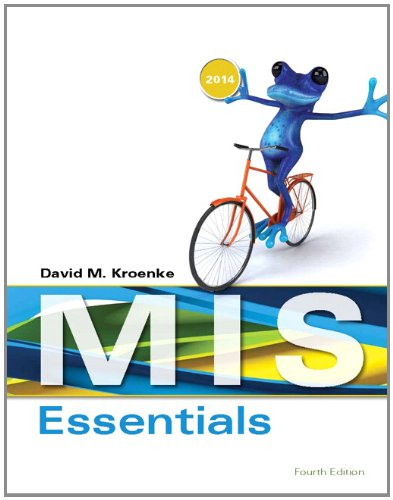 9780133807479: MIS Essentials Plus 2014 MyLab MIS with Pearson eText - Access Card Package (4th Edition)