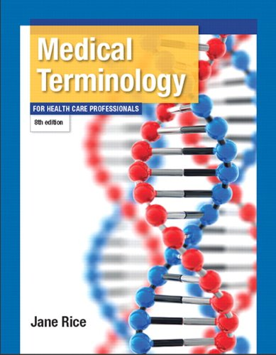 9780133807707: Medical Terminology for Health Care Professionals PLUS MyMedicalTerminologyLab with Pearson eText -- Access Card Package (8th Edition)