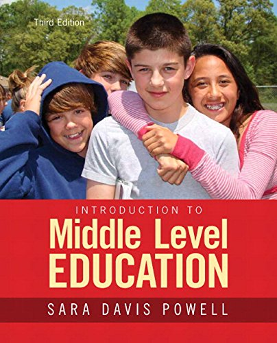 9780133808407: Introduction to Middle Level Education, Enhanced Pearson eText -- Access Card (3rd Edition)