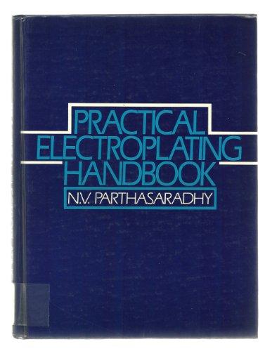 9780133808667: Practical Electroplating Handbook