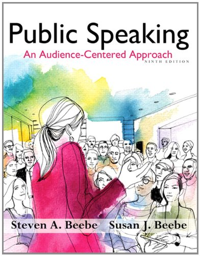 9780133814989: Public Speaking with Access Code: An Audience-Centered Approach