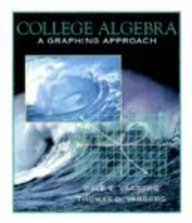 9780133815672: College Algebra: A Graphing Approach