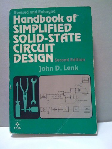 9780133817072: Handbook of Simplified Solid State Circuit Design