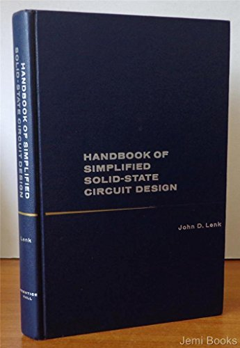 9780133817317: Handbook of simplified solid-state circuit design (Prentice-Hall series in electronic technology)