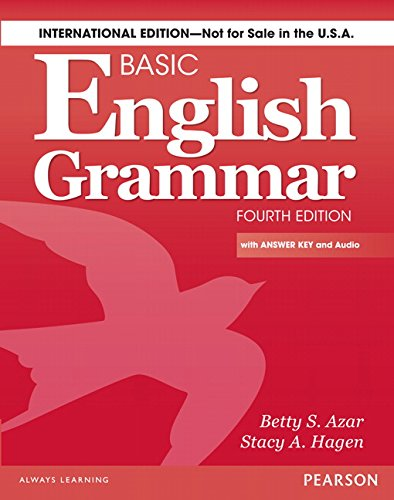 9780133818895: Basic English Grammar Student Book with Answer Key, International Version (4th Edition)