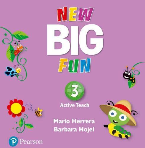 9780133819083: Big Fun 3 - Active Teach Cd-Rom
