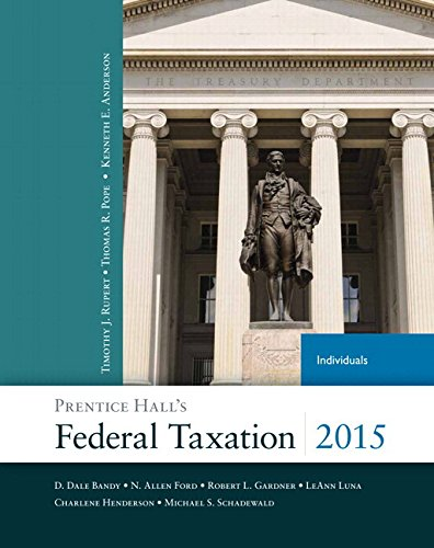 9780133822250: Prentice Hall's Federal Taxation 2015 Individuals Plus NEW MyAccountingLab with Pearson eText -- Access Card Package (28th Edition)