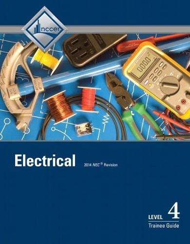 9780133823158: Electrical Level 4 Trainee Guide (8th Edition)