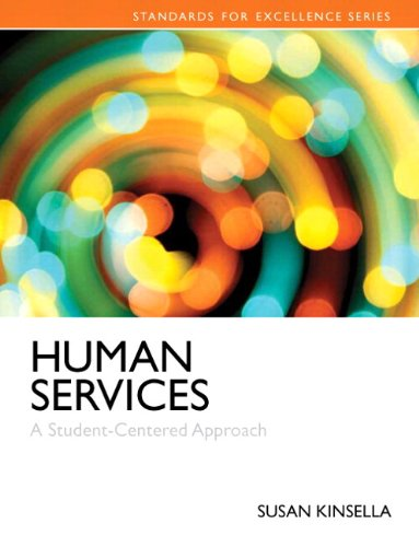 9780133824032: Human Services: A Student-Centered Approach with Enhanced Pearson eText -- Access Card Package