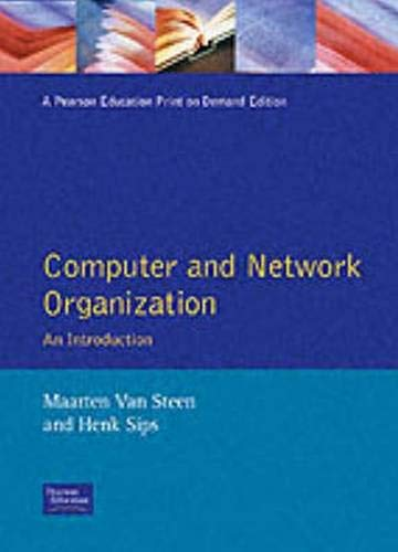 9780133824254: Computer and Network Organization