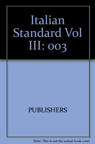 9780133825657: Sansoni-Harrap Standard Italian and English Dictionary: English-Italian, A-L: 003