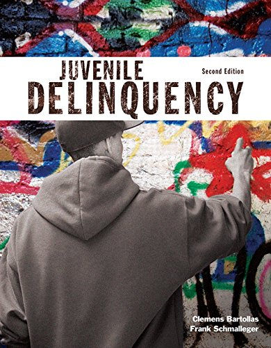 9780133826289: Juvenile Delinquency (2nd Edition) (The Justice Series)