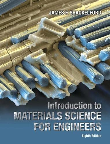 Introduction to Materials Science for Engineers (8th: Shackelford, James F.