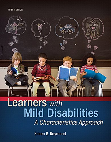 9780133827118: Learners with Mild Disabilities: A Characteristics Approach, Enhanced Pearson eText with Loose-Leaf Version -- Access Card Package (5th Edition) (What's New in Special Education)
