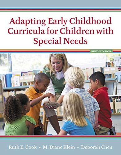 9780133827125: Adapting Early Childhood Curricula for Children with Special Needs, Loose-Leaf Version (9th Edition)