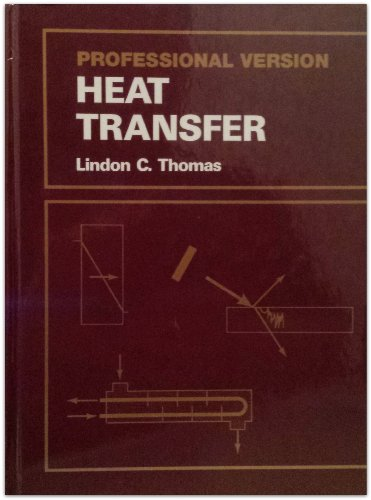 9780133827484: Heat Transfer: Professional Version