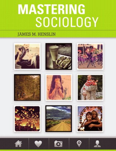9780133828030: Mastering Sociology Plus MyLab Sociology with Pearson eText -- Access Card Package