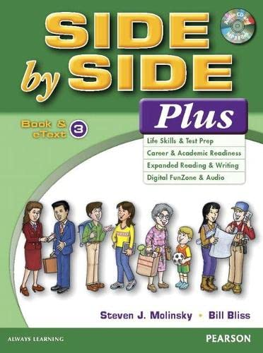 9780133828993: Side by Side Plus 3 Book & eText with CD