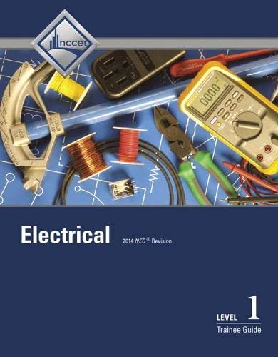 9780133829594: Electrical Level 1 Trainee Guide (8th Edition)