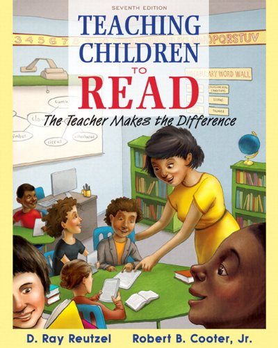 9780133830897: Teaching Children to Read: The Teacher Makes the Difference, Enhanced Pearson eText with Loose-Leaf Version -- Access Card Package (7th Edition)