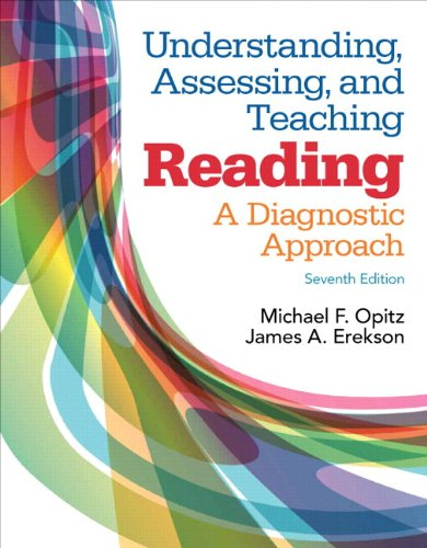 9780133831047: Understanding, Assessing, and Teaching Reading: A Diagnostic Approach, Enhanced Pearson eText with Loose-Leaf Version -- Access Card Package (7th Edition)