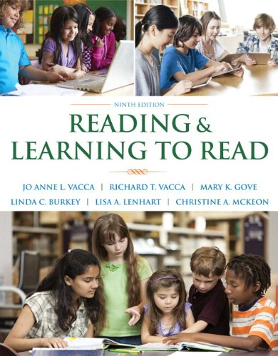 Reading and Learning to Read, Loose-Leaf Version with Video-Enhanced Pearson eText -- Access Card Package