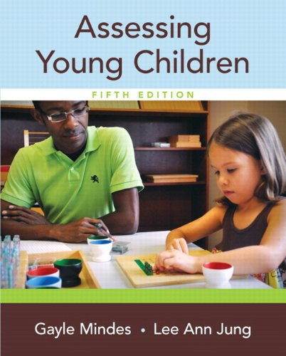 9780133831559: Assessing Young Children with Enhanced Pearson eText -- Access Card Package (5th Edition)