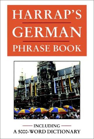 Harrap's German Phrase Book: Lexus; Kopleck, Horst