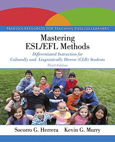 9780133832228: Mastering ESL/EFL Methods: Differentiated Instruction for Culturally and Linguistically Diverse (CLD) Students with Enhanced Pearson eText -- Access Card Package (3rd Edition)