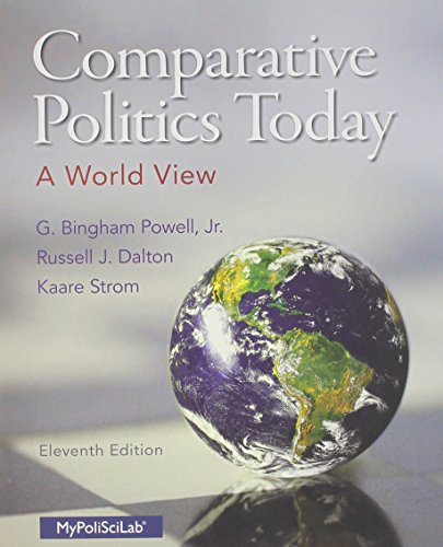 9780133833386: Comparative Politics Today: A World View Plus NEW MyPoliSciLab with Pearson eText -- Access Card Package (11th Edition)