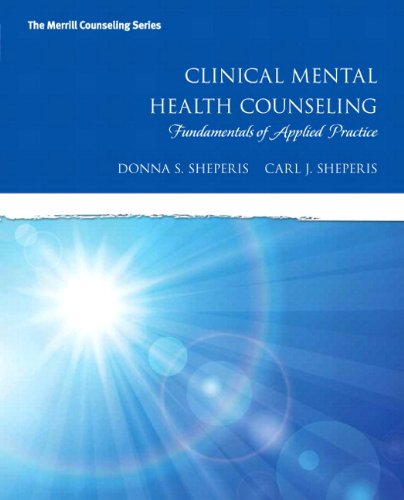 9780133833713: Clinical Mental Health Counseling: Fundamentals of Applied Practice with Enhanced Pearson eText -- Access Card Package (Merrill Couseling)