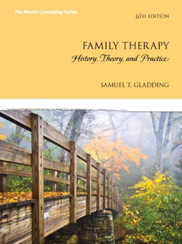 9780133833720: Family Therapy: History, Theory, and Practice with Enhanced Pearson eText -- Access Card Package (6th Edition) (Merrill Counseling (Hardcover))