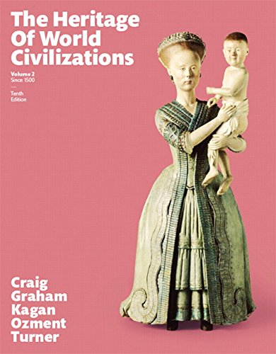 9780133833867: The Heritage of World Civilizations: Volume 2