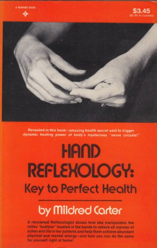 9780133836042: Hand Reflexology: Key to Perfect Health