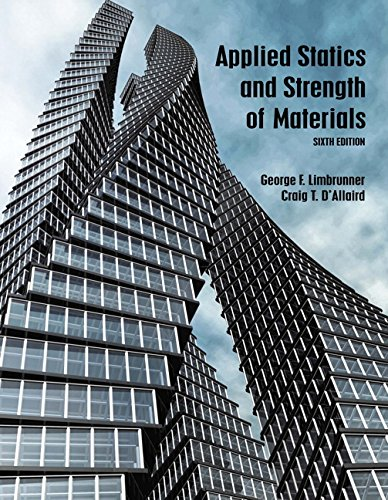 9780133840544: Applied Statics and Strength of Materials (6th Edition)