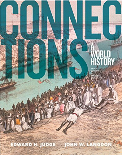 9780133841398: Connections: A World History, Volume 2 (3rd Edition)