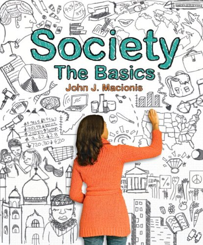 9780133841473: Society: The Basics Black and White verison Plus MySocLab with Pearson eText -- Access Card Package (12th Edition)