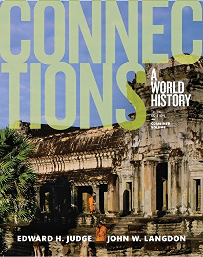 CONNECTIONS:WORLD HISTORYCOMBINED VOL.: JUDGE