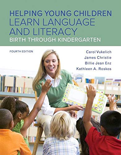 9780133846560: Helping Young Children Learn Language and Literacy: Birth through Kindergarten, Enhanced Pearson eText -- Access Card