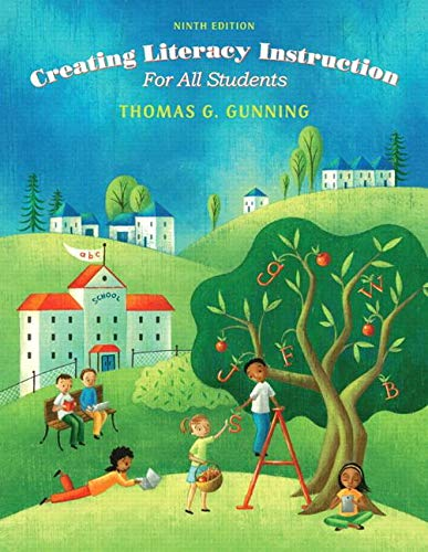 9780133846577: Creating Literacy Instruction for All Students