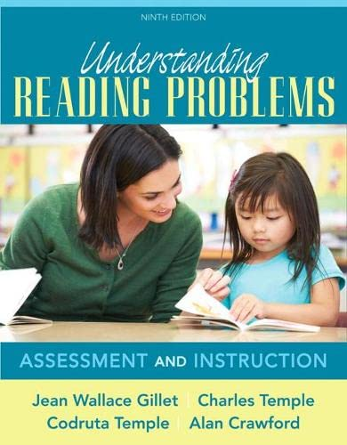 9780133846614: Understanding Reading Problems: Assessment and Instruction, Pearson eText with Loose-Leaf Version -- Access Card Package (9th Edition) (What's New in Literacy)