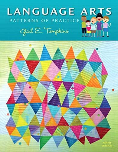 9780133846621: Language Arts: Patterns of Practice
