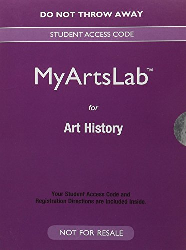 9780133847895: NEW MyLab Arts for Art History -- Valuepack Access Card (New My Arts Lab)