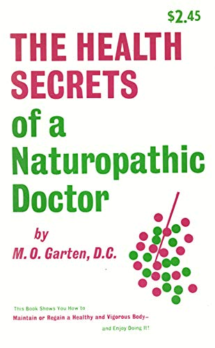 9780133851205: Health Secrets of Naturopathic Doctor