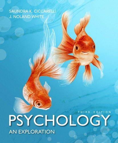 9780133851991: Psychology: An Exploration